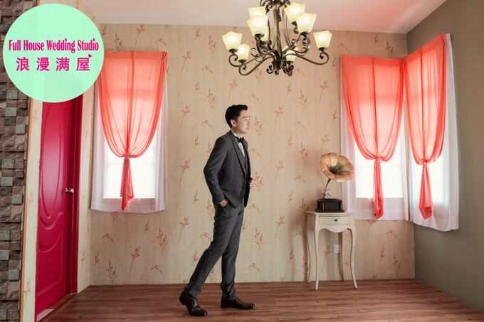 Pre-Wedding  Vincent & Samantha by Full House Wedding Studio - 022