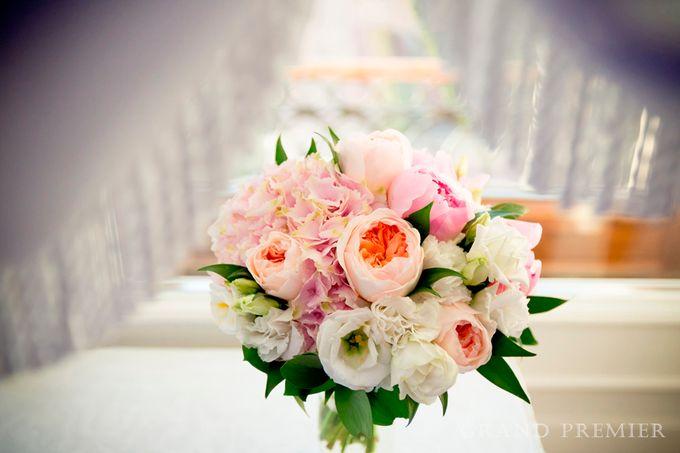Wedding in the Konstantinovsky Palace by Grand Premier - 031