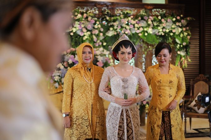 The wedding of Nissa Claudya by The Sultan Hotel & Residence Jakarta - 010