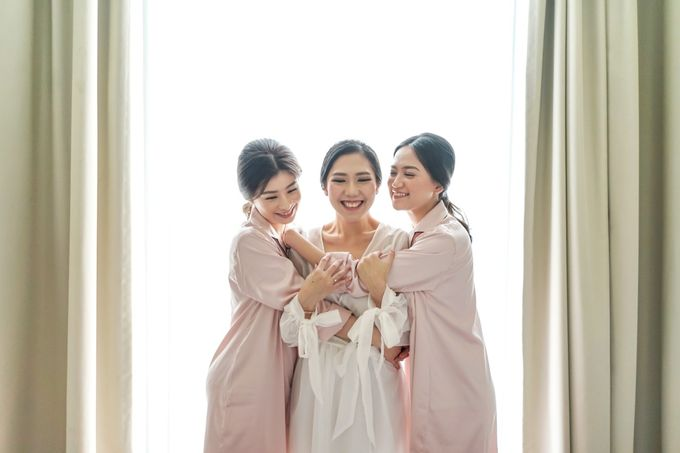 Wedding Of Sastra & Gracia (Green) by Ohana Enterprise - 016