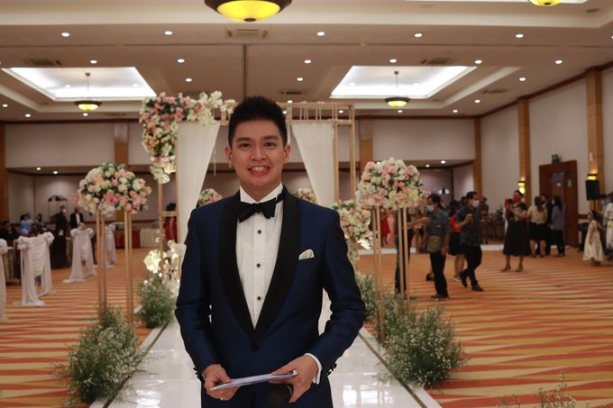 Mc Wedding New Normal at Royale Krakatau Hotel - Anthony Stevven by Anthony Stevven - 003