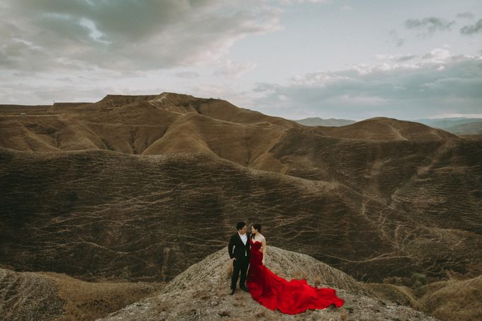 Anton & Cynthia Elopement Session by Chroma Pictures - 040