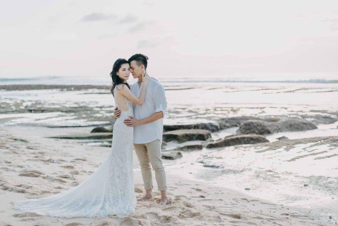 Bali Prewedding Aiwen & Wheeler by StayBright - 019