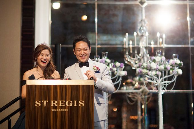 St Regis Singapore Wedding 2 by Ray Gan Photography - 029