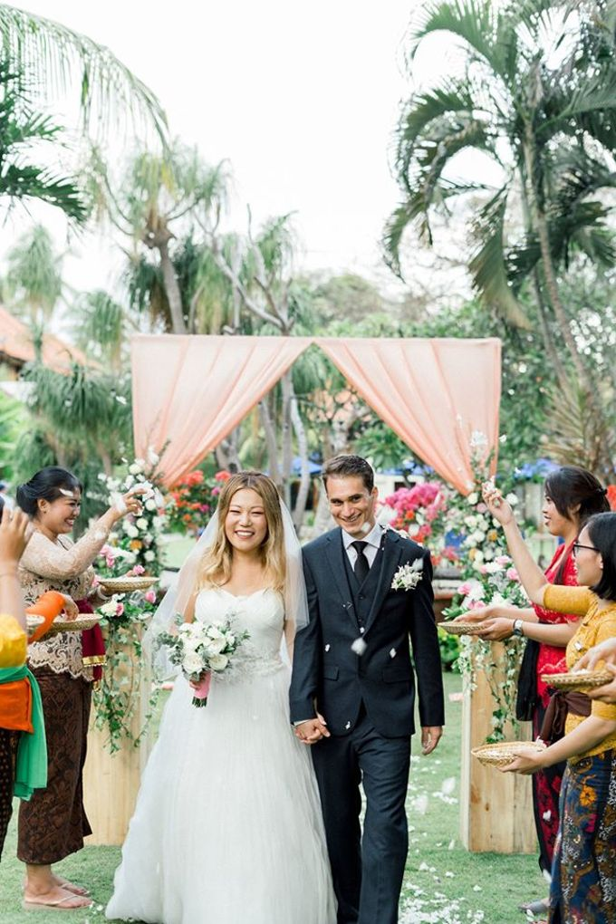 Selina & James by Astagina Resort Villa & Spa Bali - 015