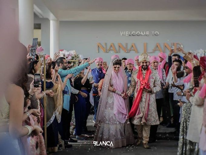 Wedding Payal & Prashant by Blanca Studio - 005