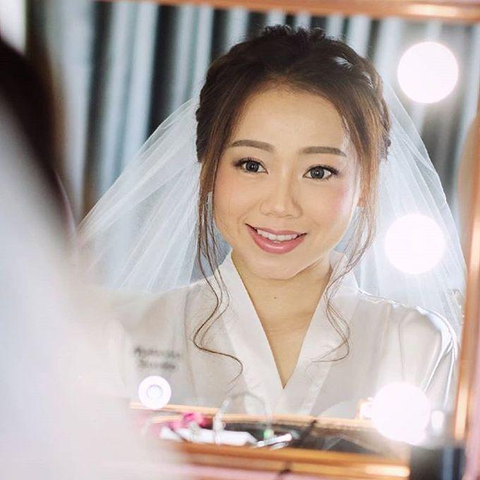 Bridal Look by Charlotte Sunny - 008
