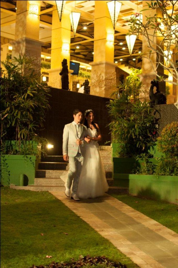 Wedding at Flamingo Chapel (Videos) by Flamingo Dewata Chapel and Villas - 009