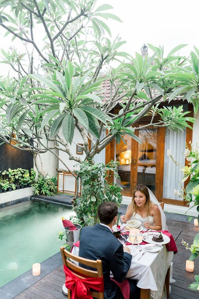 Selina & James by Astagina Resort Villa & Spa Bali - 036