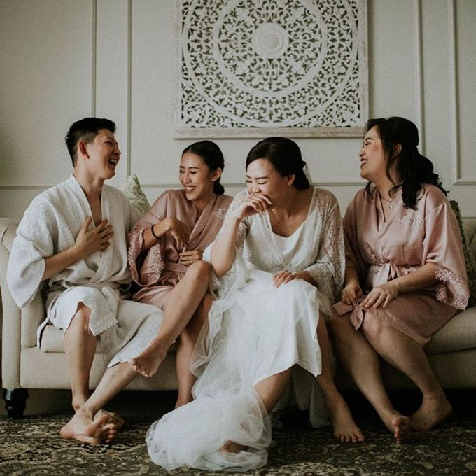 The Wedding of Evelyn & Raymond by Bali Eve Wedding & Event Planner - 002