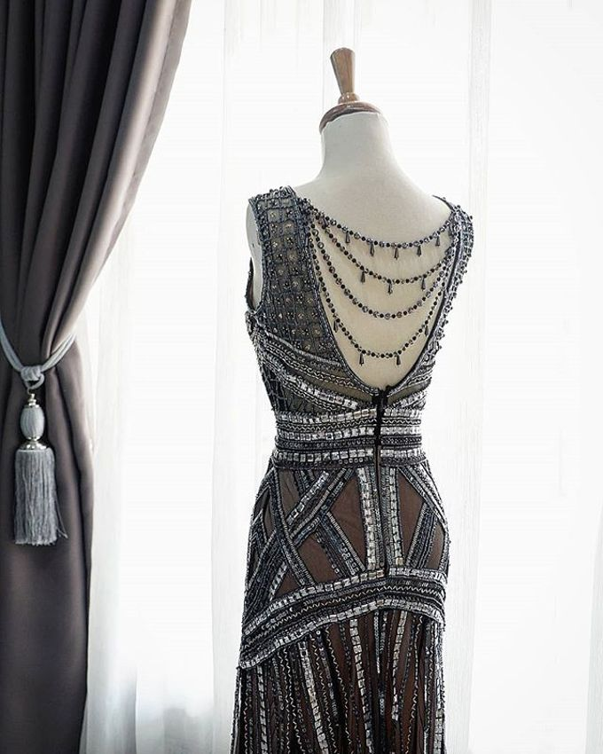 Evening Dress-2 by METTA FEBRIYAN bridal & couture - 005