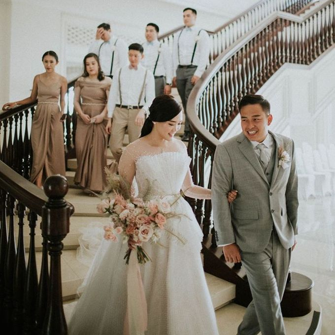 The Wedding of Evelyn & Raymond by Bali Eve Wedding & Event Planner - 015