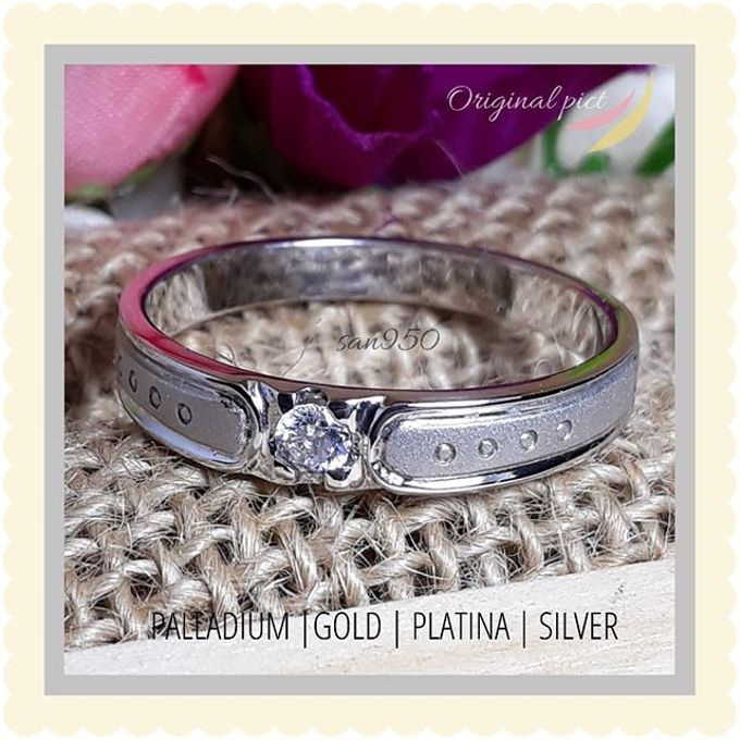cincin kawin by sanjewellery - 027