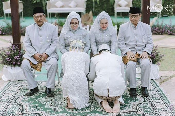 The Wedding of Dian & Micko by Rumah Sarwono - 005