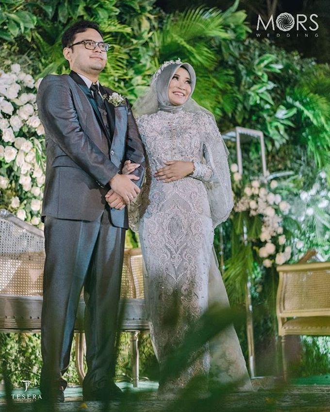 The Wedding of Dian & Micko by Rumah Sarwono - 009