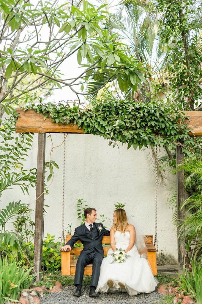 Selina & James by Astagina Resort Villa & Spa Bali - 029