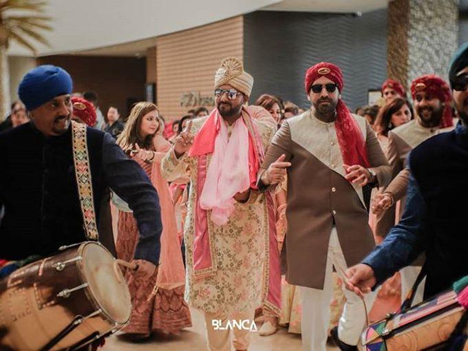 Wedding Payal & Prashant by Blanca Studio - 007