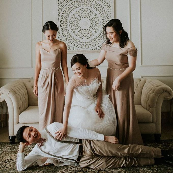The Wedding of Evelyn & Raymond by Bali Eve Wedding & Event Planner - 005