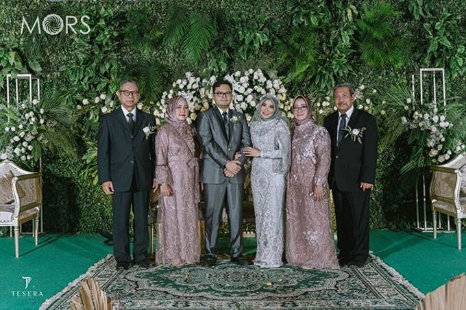 The Wedding of Dian & Micko by Rumah Sarwono - 011