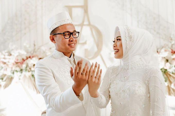 The Wedding of Erdo & Dea by Ellinorline Gift - 003