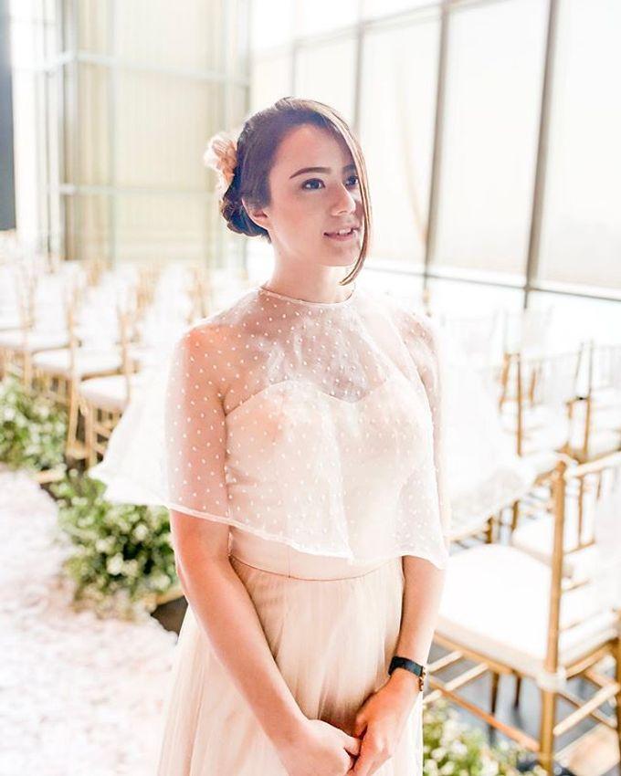 Wedding 2020 by STILETTO PAGAR AYU - 014