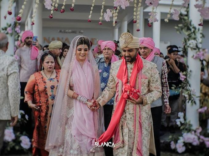 Wedding Payal & Prashant by Blanca Studio - 004