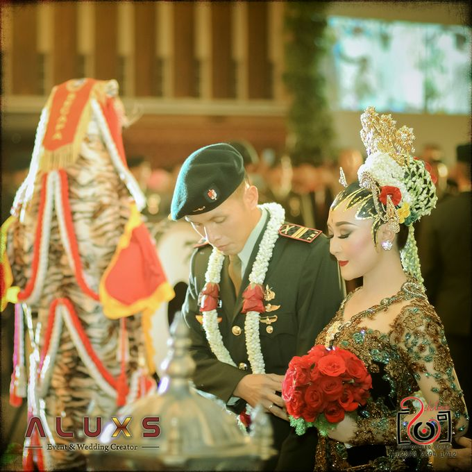 Adat Jawa & Prosesi Pedang Pora by Alux's Event & Wedding Creator - 016