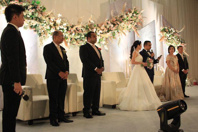 MC Wedding Ciputra Hotel Jakarta - Anthony Stevven by Anthony Stevven - 010
