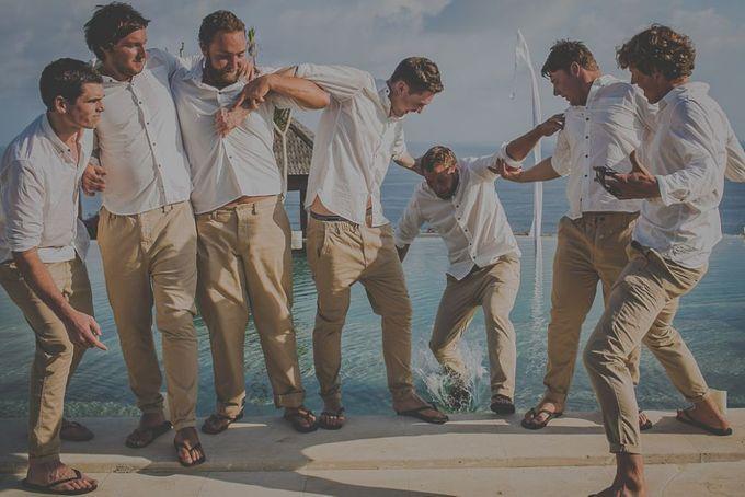 Wedding day of Koby & Shane by Ferry Tjoe Photography - 025
