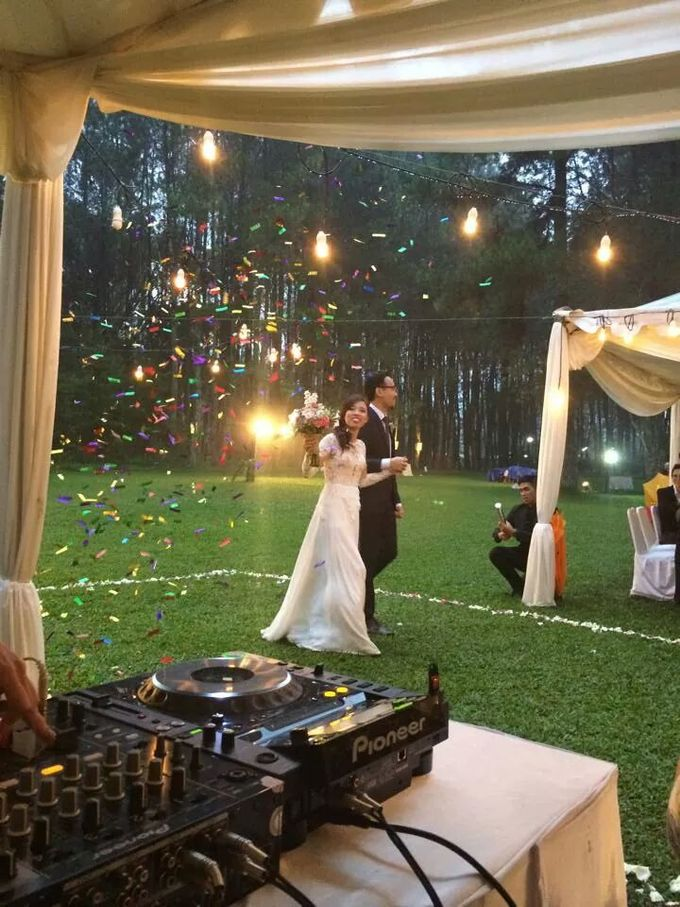 a Forest Wedding by Bozza Event Organizer - 019
