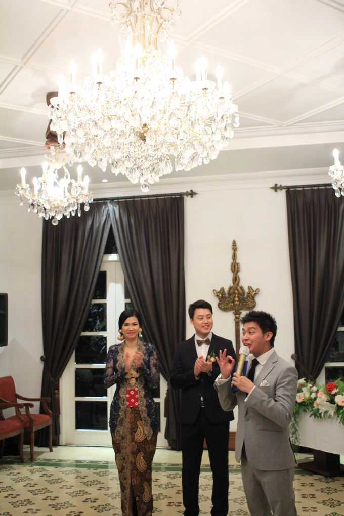 MC Wedding Intimate Plataran Menteng Jakarta - Anthony Stevven by THE PALACE Jeweler - 013