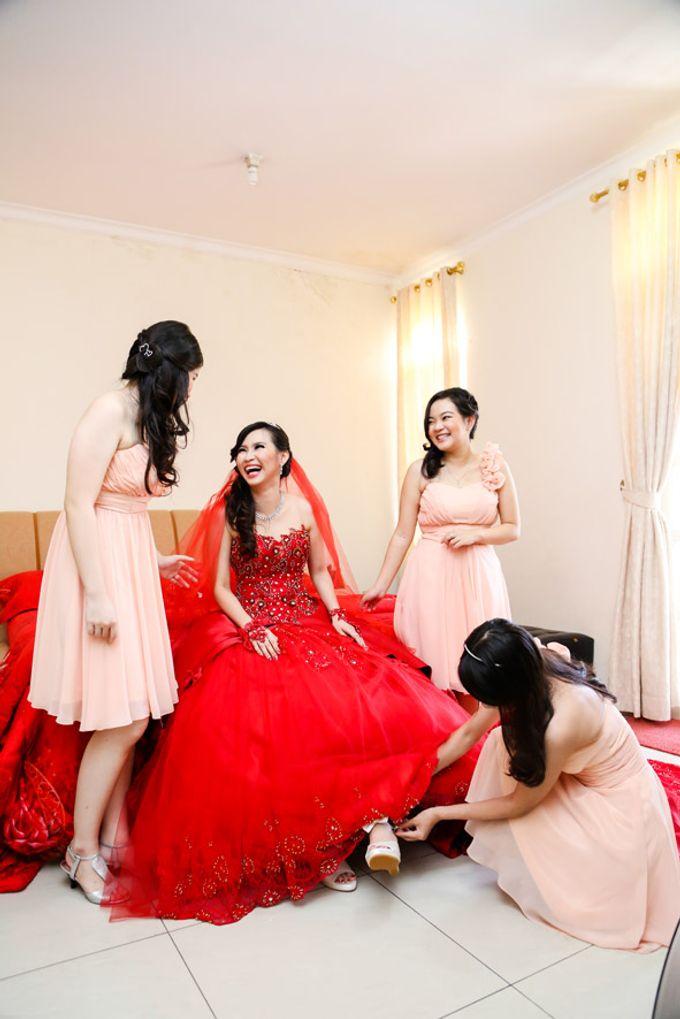 THE WEDDING OF WIDY & YENTY / 09.01.15 & 18.01.15 / SUNCITY BALLROOM, HAYAM WURUK, JAKARTA by AS2 Wedding Organizer - 005