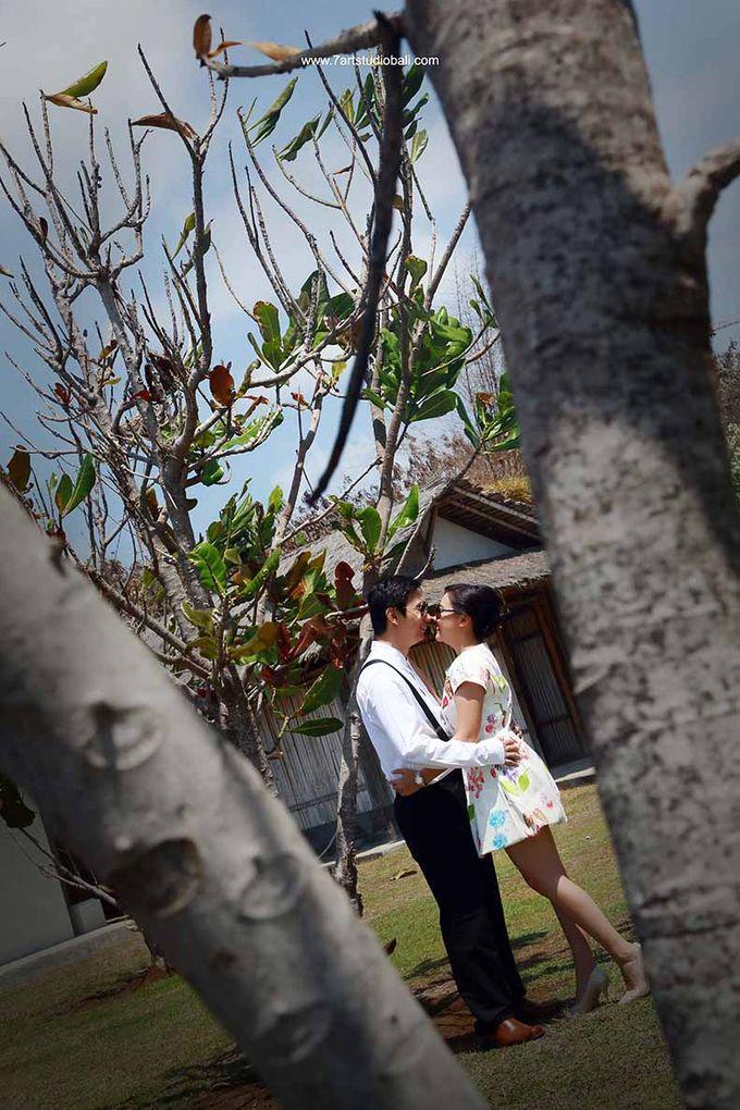 Ira Mikko Prewedding by 7 Arts Studio Bali - 001