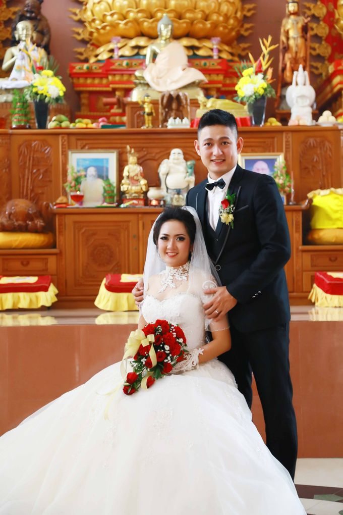 Adhi Prinka Wedding by 7 Arts Studio Bali - 006