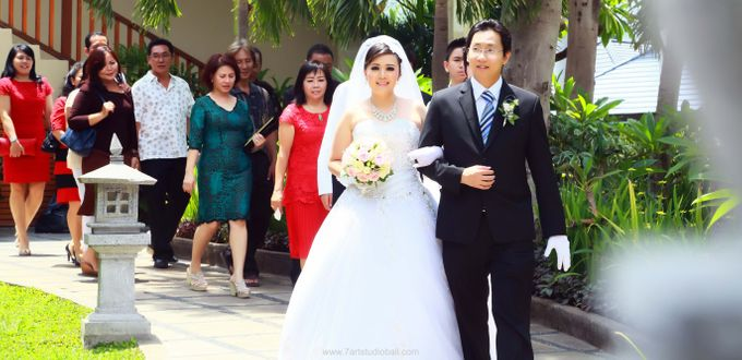 Mikko Ira Wedding by 7 Arts Studio Bali - 001