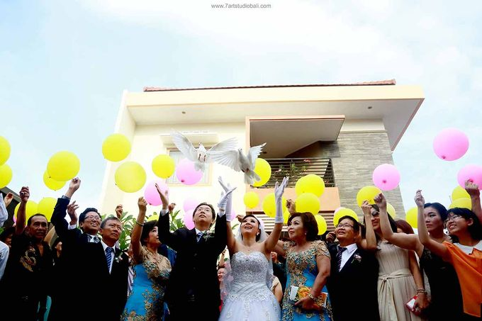 Mikko Ira Wedding by 7 Arts Studio Bali - 012