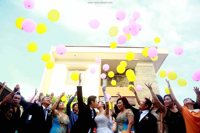 Mikko Ira Wedding by 7 Arts Studio Bali - 013