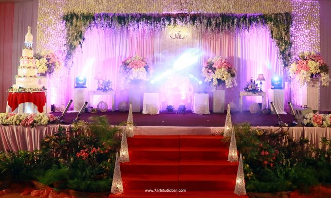 Mikko Ira Wedding by 7 Arts Studio Bali - 017