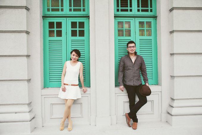 Prewedding Herry&Dewi by Okeii Photography - 007
