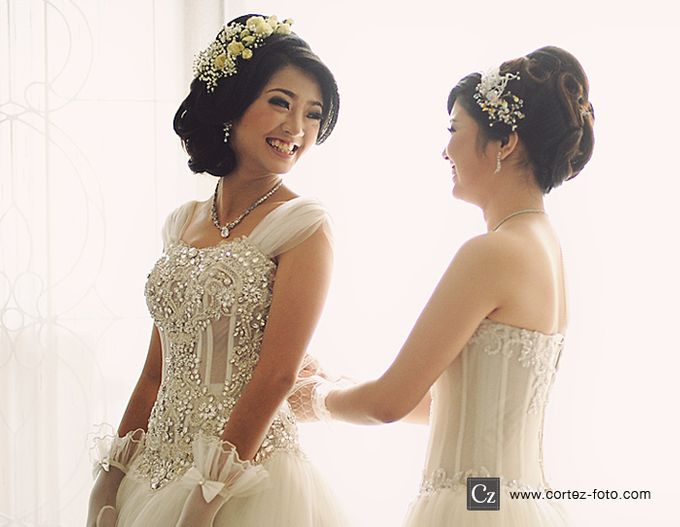The Wedding of Alex & Chelsya by Cortez photography - 007