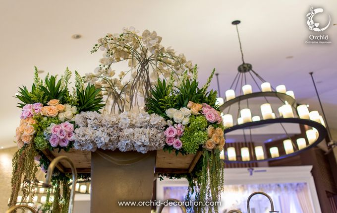 Live & Love by Orchid Florist and Decoration - 003
