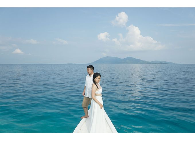 PRE - WEDDING RICARDO & YURIKE by storyteller fotografie - 007