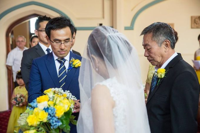 My amazing dream wedding by SS Florist - 005