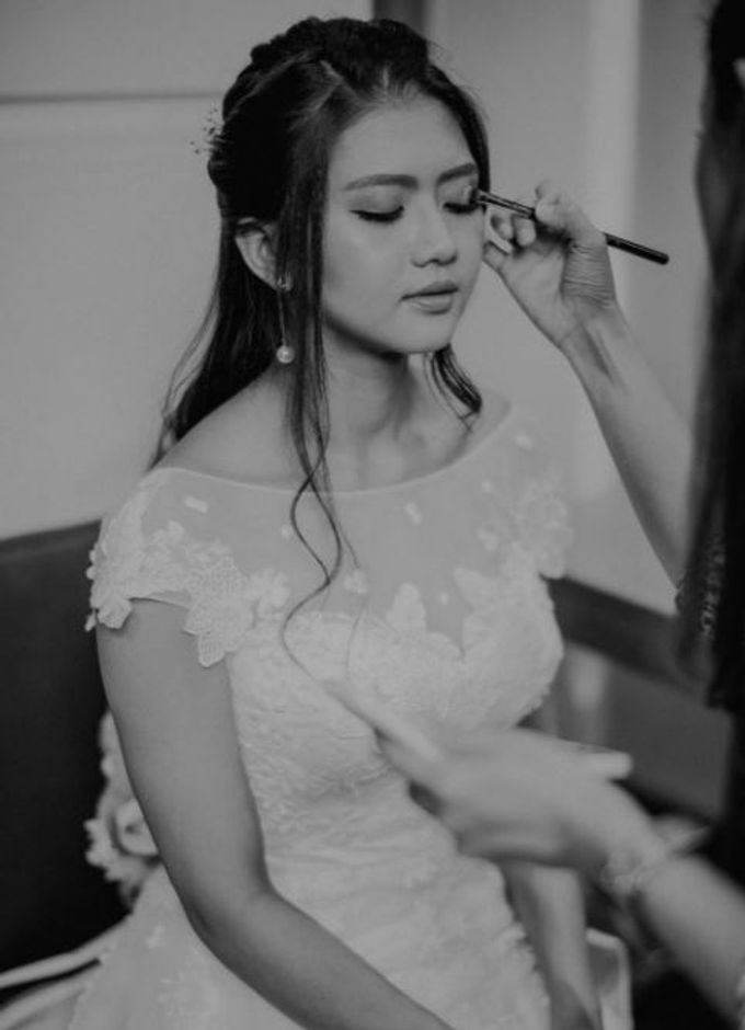 Aaron and  Veira Actual Day Wedding by Susan Beauty Artistry - 002