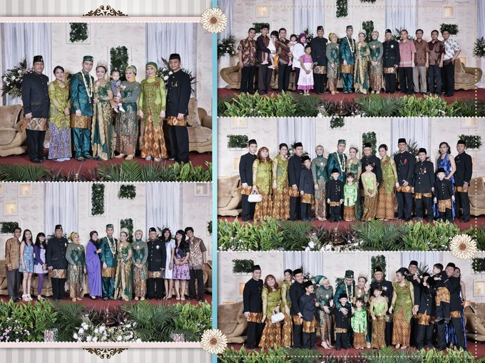 The Wedding Rindi dan Hilmi - Reseption by Citra Production - 010