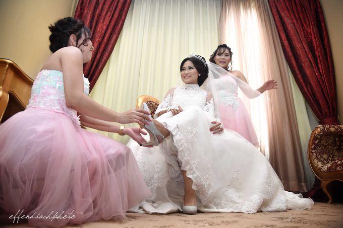 The Wedding Joesy & Tommy by 123 Wedding Photography - 004