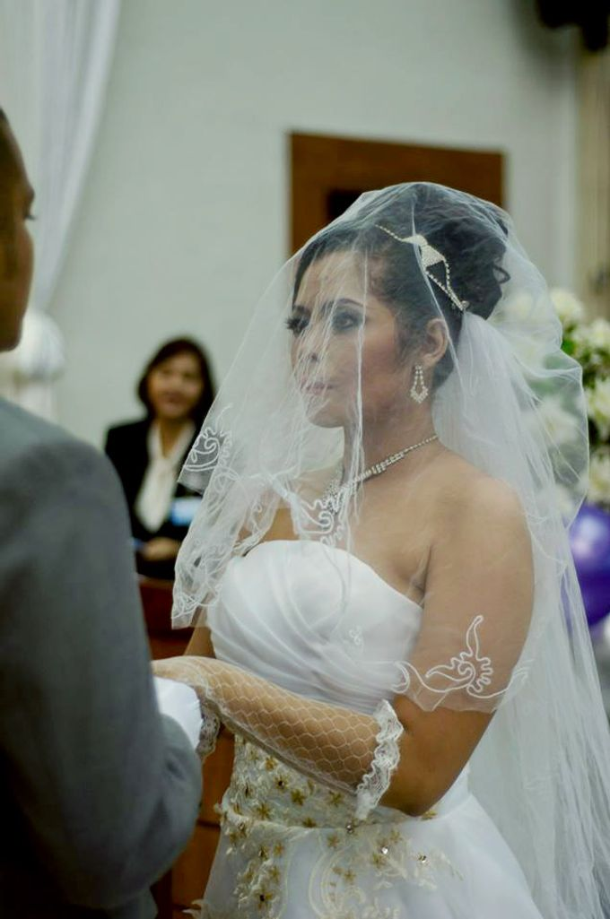 The Wedding Day Ongky & Wany by edyson photography - 007