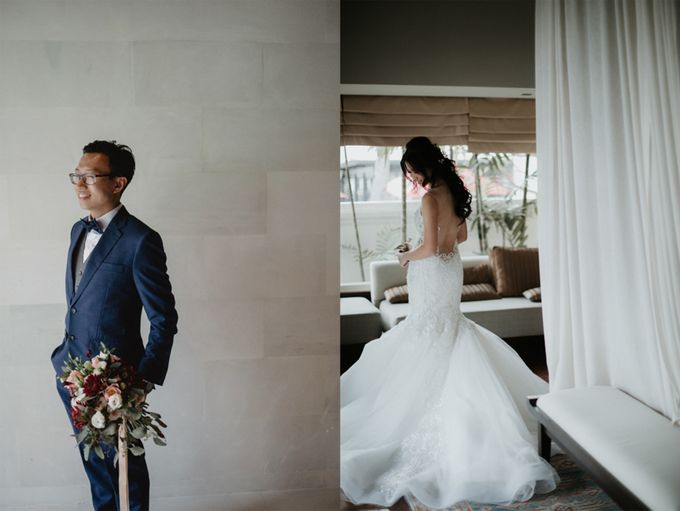 Jeffry & Candy Wedding Day by Calia Photography - 018