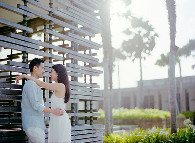 A very personal wedding by Nathan Wu Photography - 004