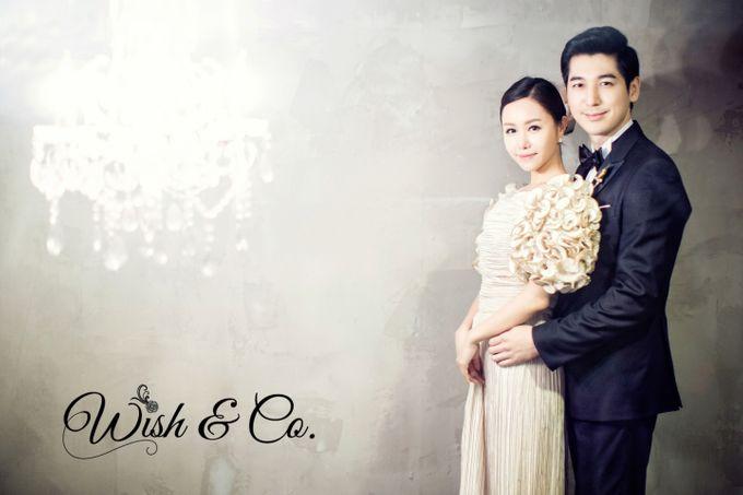 Simple yet elegant celebration - Indoor by Wish & Co. - 012